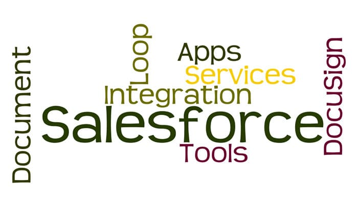 Salesforce Document tools