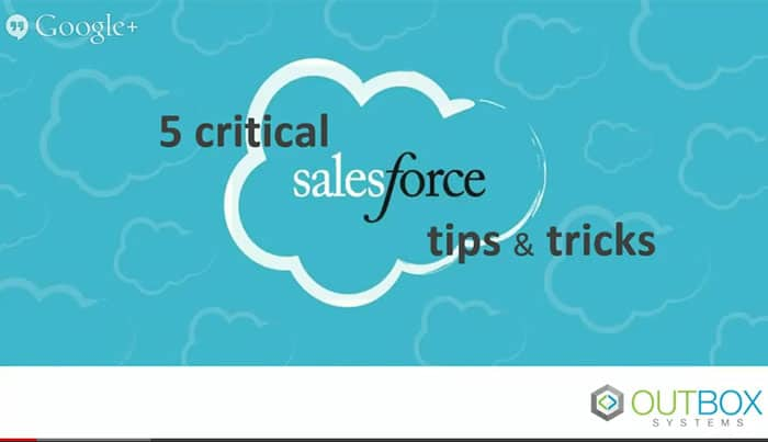 5 Critical Salesforce