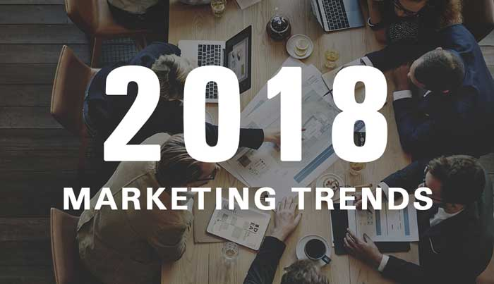 Simplus 2018 Marketing Trends