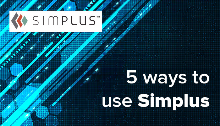 5 ways to use simplus