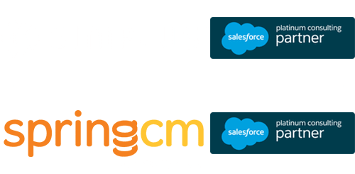 salesforce Springpartner badges